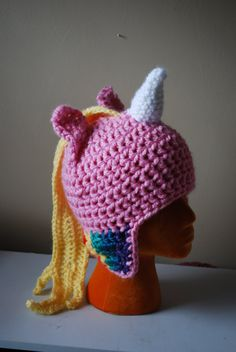 Hey, I found this really awesome Etsy listing at https://www.etsy.com/listing/124186918/adventure-time-lady-rainicorn-crochet