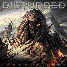 Edición Deluxe y Limitada para el álbum Immortalized de #Disturbed ya en pre-order