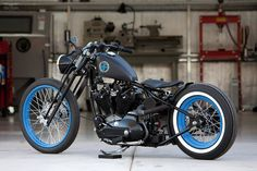 Harley-Davidson Ironhead by DP Customs - Moto Rivista
