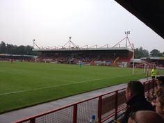 Broadfield Stadium Football Stadiums, European Football, Four Square, Colorado, English, Sports, English English, Hs Sports, European Soccer