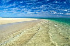 Sandy Bay near Exmouth on Western Australia's mid north coast