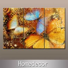 butterfly artwork on canvas - Google Search