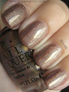 OPI - DS Desire | perfect for the end of summer beginning of fall !! Neutral; to play up summer AND fall colored outfits