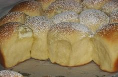 Najbolje Buhtle ~ Recepti i Savjeti Albanian Recipes, Croatian Recipes, Balkan Food, Challa Bread, Just Desserts, Delicious Desserts, Russian Pastries, Famous Drinks, Breakfast Recipes