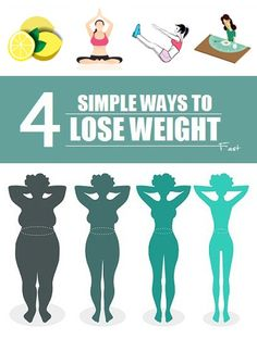 4-easy-ways-to-lose-weight-fast