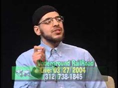 (Islam ) Muslims debating with Christians  USA ( Chicago)