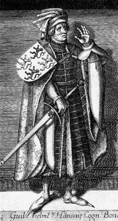 William I D'Avesnes 'The Good Count' 1286–1337 BIRTH 1286 • Avesnes, Pas-de-Calais, Nord-Pas-de-Calais, France DEATH 1337 JUN 07 • Valenciennes, Nord, Nord-Pas-de-Calais, France 21st great-grandfather. Burial: Couvent des Cordeliers, Valenciennes, Departement du Nord, Nord-Pas-de-Calais, France (Eddy Family) Wife: Joan Jeanne Valois 'Countess'