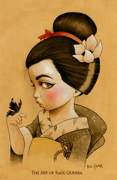 Oh my Butterfly print by raulguerra on Etsy, €16.00
