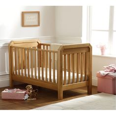 Saplings Penny Cot Bed From GBP32999 With FREE Delivery