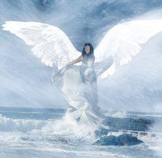 Angel Of The Sea by Waldheri.deviantart.com on @deviantART