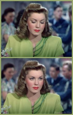 Esther Williams in Thrill of a Romance (1945).