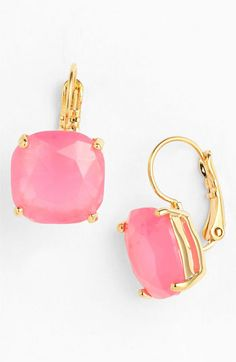 kate spade new york boxed drop earrings available at Nordstrom
