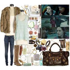 Bella Swan the Boho, created by Twilight Outfits, Bella Cullen, Twilight Series, Bella Swan, My Outfit, Stylists, Boho, Shoe Bag, Indiana