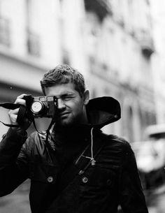 Collin Hughes, photographer
