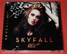 ADELE SKYFALL CD Album Brand New Sealed