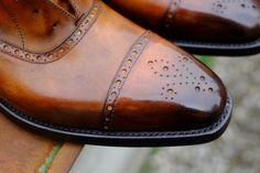 http://chicerman.com dandyshoecare: We take care of every detail. Each Patina of Dandy Shoe Care is an absolute Masterpiece. #menshoes