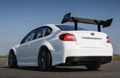 Prodrive Subaru WRX STI Goes For The Isle of Man TT record