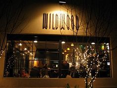 Wildwood, Portland, Oregon  One of my favorite restaurants!!