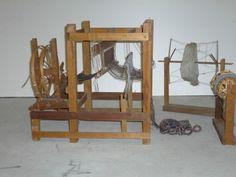 m tier tisser 60 pouces leclerc histoire du textile. Black Bedroom Furniture Sets. Home Design Ideas
