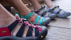 Your style - Your imagination. Custom KEEN sandals. Let's get creative!
