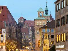 Link to Nuremberg Christmas Market:  http://www.christkindlesmarkt.de/en/christkind/a-symbol-for-nuremberg-the-origin-of-the-christkind-1.2373061
