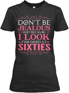 DON'T BE JEALOUS - SIXTIES