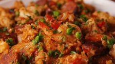 Slow-Cooker Paella