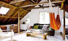hammock inside :)