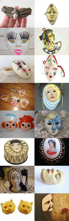 Gotta' Love That Face! by Betty J. Powell on Etsy--Pinned with TreasuryPin.com