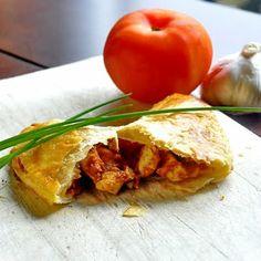 Baked Chili Chicken Empanadas - Rock Recipes -The Best Food & Photos from my St. John's, Newfoundland Kitchen.