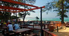 PONTA BEACH BAR - PONTA DO OURO MOZAMBIQUE