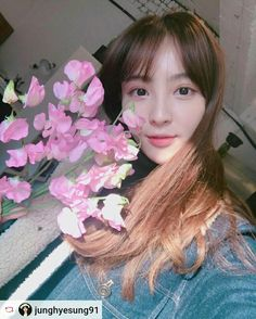 Jung Hye Sung, Make Me Smile, Korean Girl, Dreaming Of You, Singing, Actresses, Beauty, Instagram, Sexy