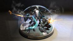 Steam Winter Sale 2013 Snow Globe 5 - #Warframe (1920×1080)