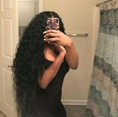youtube: Zakia Chanell  pinterest: elchocolategirl instagram: elchocolategirl  snapchat: elchocolategirl Love Hair, Black Girl Weave Hairstyles, Curly Weave Hairstyles, Woman Hairstyles, Gorgeous Hairstyles, Sew Ins, Hair Laid, Hair Inspo, Hair Inspiration
