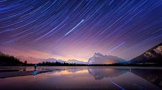 How to Shoot a Star Trails Selfie