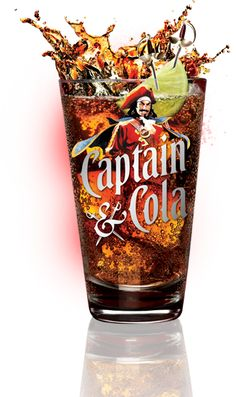 Captain and Cola-Morgan that is.