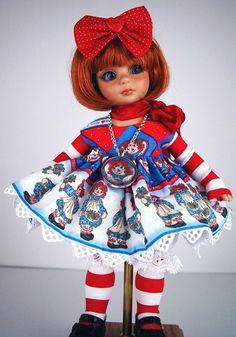 Patsy and Ann Estelle Tonner doll
