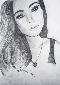 Pencil painting