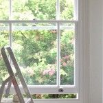 Handymen painting and decorating