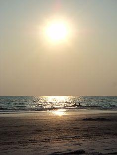 Sunset at Indian Rocks Beach, Florida