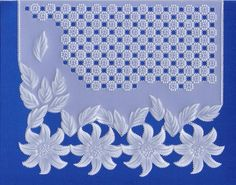 Pin Patterns For Parchment Craft Pictures on Pinterest