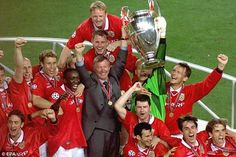 """When you look back, is there an outstanding memory, moment, match? Sir Alex: """"Well the final in 99 was unquestionably the greatest moment. Not just because we won it so late,. It was the manner of the team, the character of the team.""""♥"""