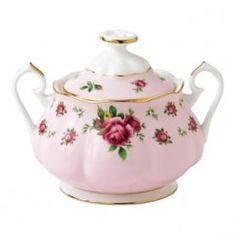 Country Roses – Pink Vintage - Cukřenka 035 l