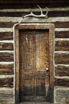 Old Rustic door.