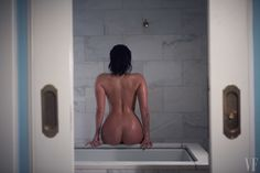 Demi Lovato's Spontaneous, Nude, Makeup-Free Photo Shoot | Vanity Fair