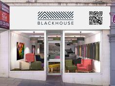 SHOPLIFT- Shopfront 3D visualisation for restaurant. #retail #virtualshop