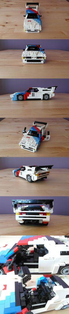 LEGO BMW M1 Procar