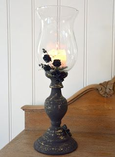 HOBBYKUNST: gjenbruk Candle Holders, Candles, Home, Ad Home, Porta Velas, Candy, Homes, Candle Sticks, Haus
