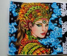 Fantasia (Coloring Book For Adults) - Nicholas F.Chandrawienata