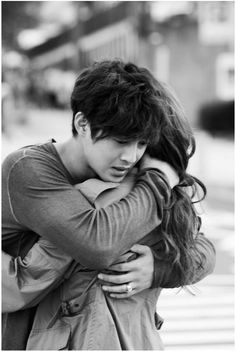 """""""I have you."""" He cried to her, """"we are finally together, and I won't let them set us apart."""" He hugged her and wouldn't let go. Their parents would no longer separate them."""